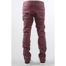 PANTALON SKINNY DENIM PLUM KREW