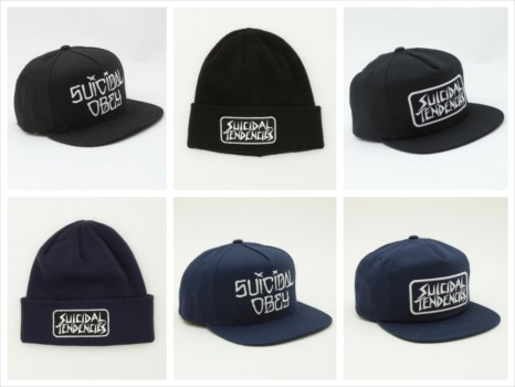 100030041 NVY 1 Fotor Collage 466x350. gorra obey suicidal bcd08b010ac