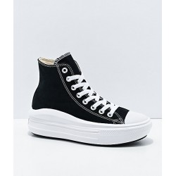 ZAPATILLAS CONVERSE CTAS MOVE HI BLACK-NATURAL IVORY-WHITE