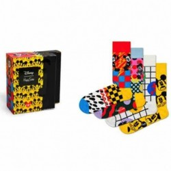 CALCETINES HAPPY SOCKS PACK-4 DISNEY HOLIDAY GIFT SET
