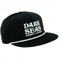 GORRA DARK SEAS RAZORBILL HEADWEAR BLACK