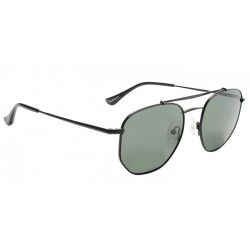 GAFAS DE SOL MUNDAKA OPTIC ALAMO MATTE BLACK-GREEN