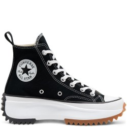ZAPATILLAS CONVERSE RUN STAR HIKE HI BLACK-WHITE-GUM