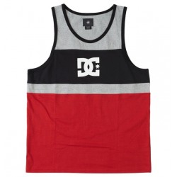 CAMISETA DC SHOES GLEN END TANK CHILI PEPPER