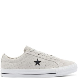 ZAPATILLAS CONVERSE ONE STAR PRO OX PALE PUTTY-WHITE-WHITE