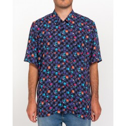 CAMISA ELEMENT OUTFUN BLUE PRISM