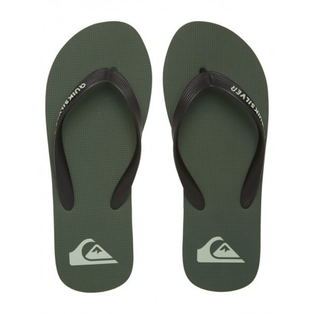 ZAPATILLAS QUIKSILVER MOLOKAI BLACK-GREEN-BLUE