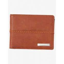 CARTERA QUIKSILVER STITCHY 3 RUBBER